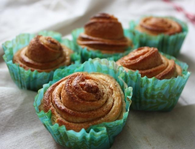 Cupcake buns
