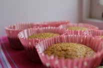 Carrot spelt cup cakes 001