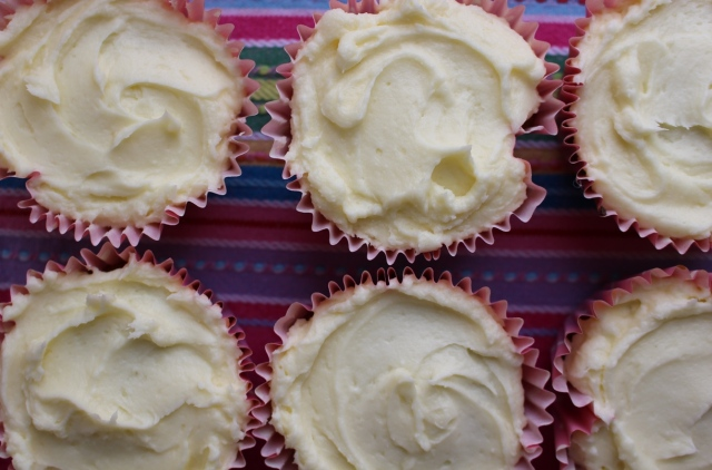 Carrot spelt cup cakes 011